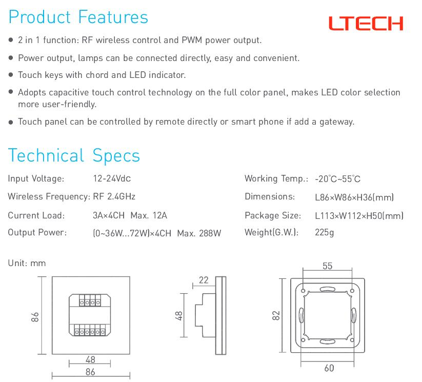 LTECH_RF_Touch_Power_Panel_E4S_3