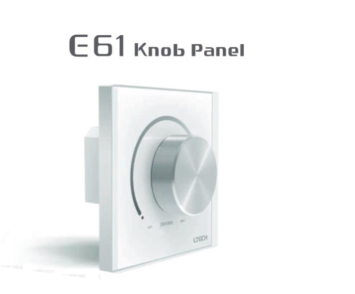RF_Knob_Dimmer_Panel_LTECH_E61_1
