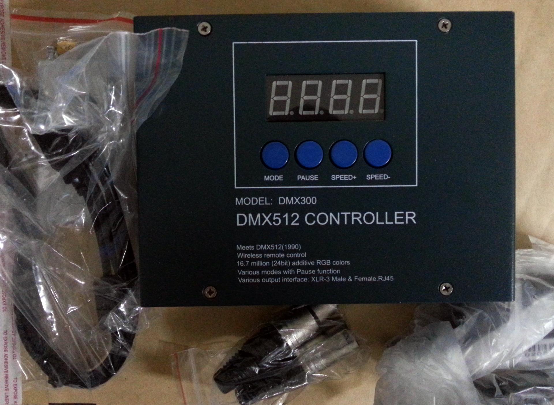 RF_wireless_remote_DMX300_DMX512_LED_controller