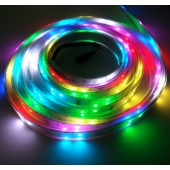 12V Intelligent TM1812 Programmable 5050 RGB Led strip 120LEDs/M