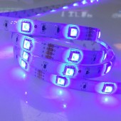 16.4Ft 150 LEDs 12V 5050 RGB LED Strip Light IP65/IP67 Waterproof