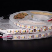 5M SK6812 WWA LED Pixel Strip 60 Leds/Pixles/M Individual Addressable DC 5V