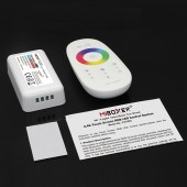 Mi.Light 12-24V 2.4G FUT025 Wireless Touch Screen RGB LED Strip Controller 18A RF Remote Control