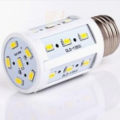 700Lm 24 X SMD 5730 Corn LED Light Bulb 7W E27 Energy Saving Lamp