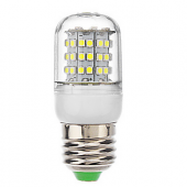 3.5W 60 LEDs Smd 3528 E27 Corn LED Bulb White/Warm White Light
