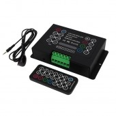 Bincolor BC-380-8A Controller With Wireless Remote 3CH RGB Controller