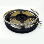 5M 300LEDs 60LEDs/M 5050 SMD 5 in 1 Chip Stripe Light RGB CCT LED Strip