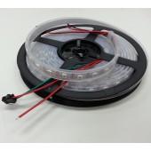5M 5V 60ICs/m WS2812b Programmable Led Strip 16.4Ft Addressable Light