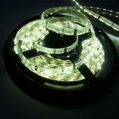 5M White Side View 335 Flex LED strip light 12V 16.4 Ft 300 LEDs