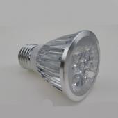 5W 5LEDs E27 GU10 MR16 Dimmable LED Lightbulb Spotlight 2Pcs