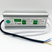 DC 12V 120W IP67 Electronic LED Driver Outdoor Use Power Supply