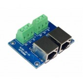 RJ45-3P Dmx512 Relays Connector