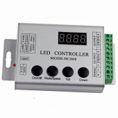 HC008 LED Controller RF Remote Control For 1812/2811 LED Strips
