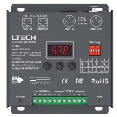 Ltech LT-905 Led DMX512 Decoder Connector DC12V-24V Input