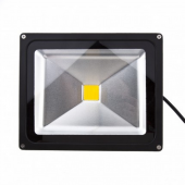 IP65 Waterproof LED Integrated Flood Light 20W 1500-1700lm AC85-265V