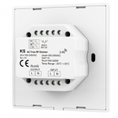 KS Skydance Triac RF Dimmer Rotary Panel AC