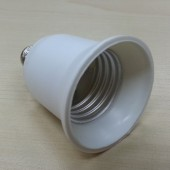 Led Lamp Base Adapter E12 to E27 15Pcs