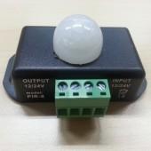 LED PIR Sensor Dimmer Controller Lighting Time Adjustable DC 12V 24V
