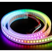 5V 1M SK6812 RGBW LED Strip 144Led/m Individual Addressable Light