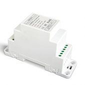 LTECH DIN-3011-12A DIN-Rail LED Power Repeater DC12-24V Input