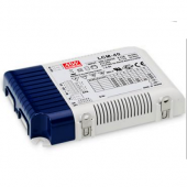 Mean Well 40W LCM-40 Multiple-Stage Output Current LED Power Supply