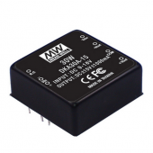 DKA30 25~30W DC-DC Mean Well Dual Output Converter Power Supply
