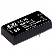 DLW05 5W DC-DC Mean Well Regulated Dual Output Converter Power Supply
