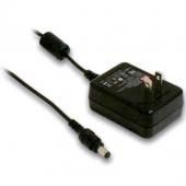 GS12U 12W AC-DC Mean Well Industrial Adaptor Power Supply