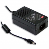 GS25A 25W AC-DC Mean Well Industrial Adaptor Power Supply