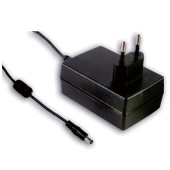 GS25E 25W AC-DC Mean Well Industrial Adaptor Power Supply