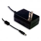 GS25U 25W AC-DC Mean Well Industrial Adaptor Power Supply