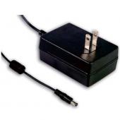 GS36U 36W AC-DC Mean Well Industrial Adaptor Power Supply