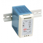 MDR-100 96W Mean Well Single Output Industrial DIN Rail Power Supply