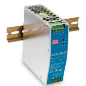 NDR-120 120W Mean Well Single Output Industrial DIN RAIL Power Supply