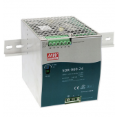 SDR-960 960W Mean Well Industrial DIN RAIL PFC Function Power Supply