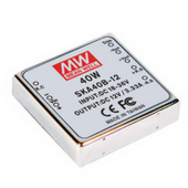 SKA40 40W Mean Well Regulated Single Output Converter Power Supply
