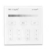 Mi.Light LED Remote Controller B1 4-Zone Smart Touch Panel Wall Mount