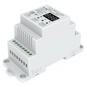 S1-DR Skydance DMX512 LED Controller AC100v-240v DIN rail 2 Channel AC Triac DMX Dimmer