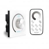 Bincolor T1 + K1-010V LED Signal Dimmer LED Wireless Remote Control Socket Knob Adjustment