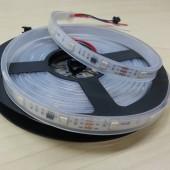 WS2811 RGB Addressable LED Strip Light 5 Meters 150 LEDs 12V